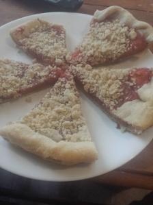 cut pie