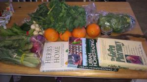 farmers market bounty 2012