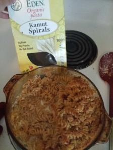 kamut mac and cheese