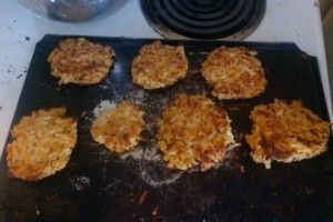 hash brown latkes