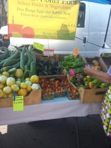 beautiful veggies for sale