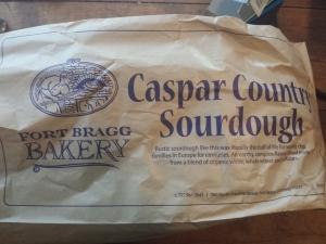 caspar country sourdough