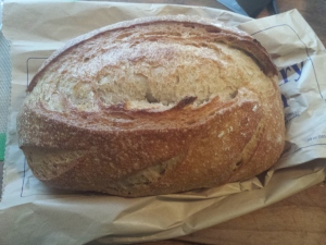 caspar country sourdough loaf