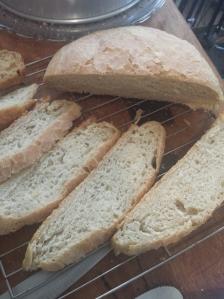 cut up loaf