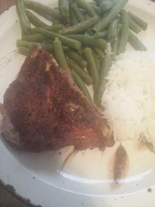 ribs n rice