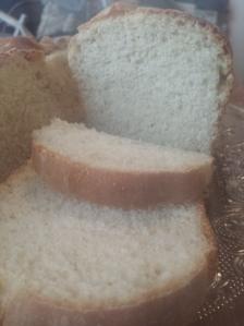 sliced bread homemade