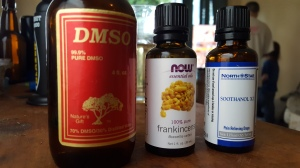 dmso oil bosweilla and soothanalx2